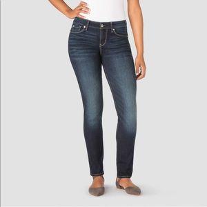Levi's Denizen modern slim jeans